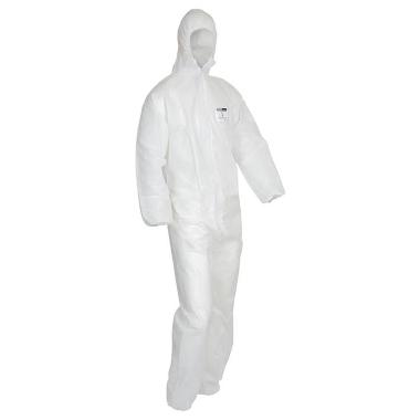 overall SMS type 5/6 wit, XXL
