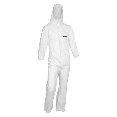 M-Safe 8200 overall Type 5/6 wit, XXL
