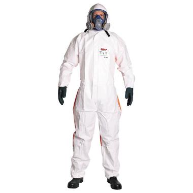 M-Safe 8250 overall Type 5/6 wit, XXL