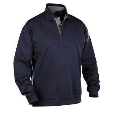 Blaklader Sweatshirt 3370 Navy 3XL
