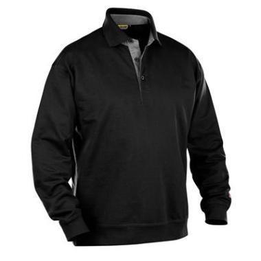 Blaklader Sweatshirt 3370 Zwart 3XL