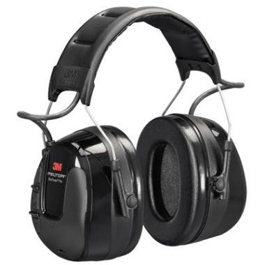 3M Peltor Worktunes Pro FM Radio gehoorkap met hoofdband Productfoto