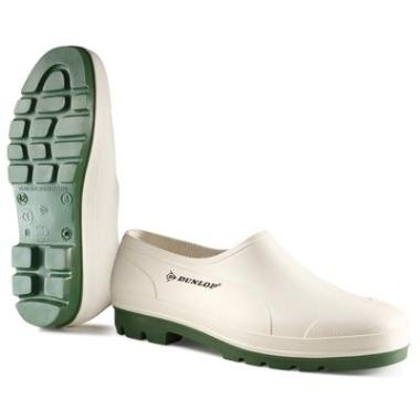 Dunlop Bicolour Wellie Shoe B370411, 46