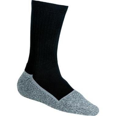 M-Wear Worker sok 1250 zwart/grijs,47/50