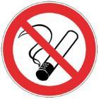 Roken verboden sticker diameter 200 mm Productfoto
