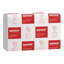 Håndklædeark Katrin Basic Non-Stop 2-lag 20.6x24x8 cm Natur product photo