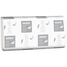 Håndklædeark Katrin Plus Non-Stop 2-lag 20.3x34 cm Hvid product photo