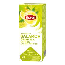 Te Lipton Green Tchae Citrus 6x25 breve Grøn te product photo