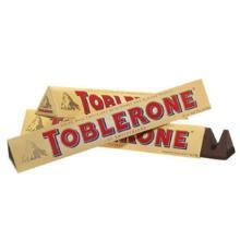 Chokolade Toblerone Mælkechokolade 100 gr product photo