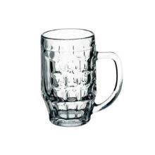 Ølkrus 50/66 cl Ø9.5xH15.5 cm med hank glas product photo