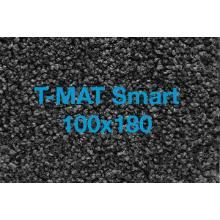 Måtte T-Mat Smart med Gummikant Antracit SKÅRET til 100x180 cm product photo