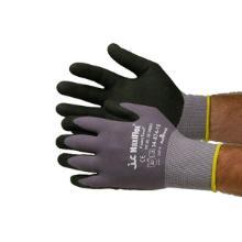 Handske arbejds Maxiflex str 7 PU coated product photo
