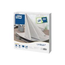 Serviet Tork Linstyle 50x50 cm Hvid product photo