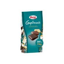 Chokolade Zaini Ass. 4.5 gr/stk 1 kg product photo