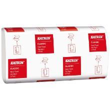 Håndklædeark Katrin Classic Zig-Zag-fold 2-lag 23.2x23x11.5 cm product photo