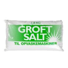 Salt Filtersalt Groft til Opvaskemaskiner Husholdnings/Underbordsmodeller 1.8 kg product photo
