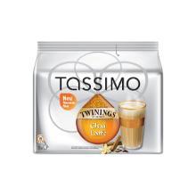 Latte Chai Tassimo 5 æsker a 8 breve product photo