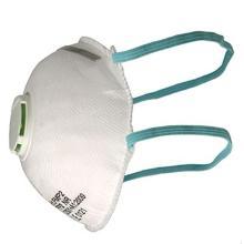 Maske Sikkerhed P2 Keep Safe m/Ventil mod Tørre partikler/væskeformige aerosoler product photo
