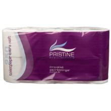 Toiletpapir Pristine Extra Soft 2-lag 34 m Nyfiber product photo