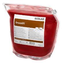 Ovn- og grillrengøring Flydende KitchenPro Greaselift Højkoncentrat 2 ltr Rød product photo