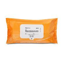Desinfektion Serviet PLUM Ethanol Disinfection Wipe mini 20x20 cm Orange product photo
