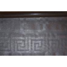 Dug 1.2x8 m Papir Damask kvalitet Sort product photo