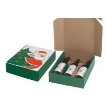 Vinkarton 325x255x86 mm 3 flasker vin Julius product photo