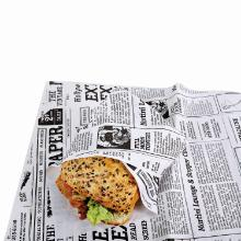 Sandwichpapir Old News 38x50 cm 40+5 gr Duplex PE-belagt product photo