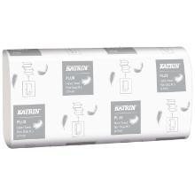 Håndklædeark Katrin Plus Non-Stop 3-lag 20.3x25.5 cm Hvid product photo