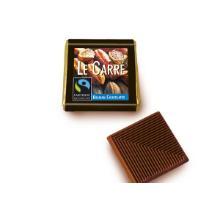 Chokolade Le Carre Fairtrade 4.5 gr pr stk 400 stk pr pose product photo