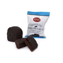 Muffins Chokoladekage mini brownie enkeltindpakket 60 styk product photo