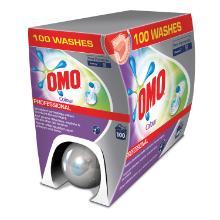 Tøjvask Flydende OMO Proffesionel Liquid Colour Bag-in-Box m/Vaskebold 7.5 ltr product photo