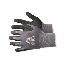 Handske Keep Safe All-Tec Pro PU/nitril skumbelægning. Nylon foer str. M product photo