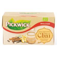 Te Pickwick Vanilla Chai Breve Økologisk (DK-ØKO-100) product photo