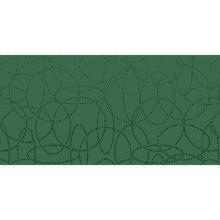 Dug stikdug Dunisilk+ 84x84 cm Circuits grøn product photo
