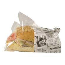 Sandwichpose Old News Snack Bag Large 215x130 mm product photo