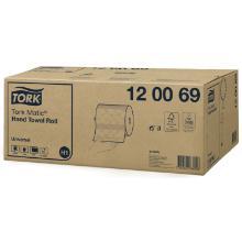 Håndklæderulle Tork Matic Universal H1 System 2-lag 150 m Hvid product photo