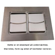 Underværktøj til Reeseal 32 S 1-rum 1/2 GN product photo