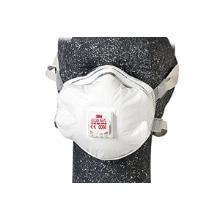 Støvmaske 8835 med Indvendig tætningskant/Ventil Godkendt i klasse FFP3 R D product photo