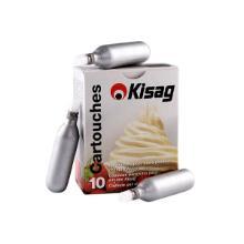 Sifonpatron Kisag til flødeskumssprøjte product photo