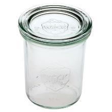 Patentglas Weck 160 ml Ø6.8x8 cm uden Låg Glas product photo