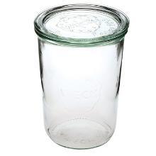 Patentglas Weck 850 ml Ø10.8x14.7 cm uden Låg Glas product photo