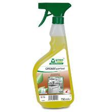 Grundrengøring GREASE Perfect uden Parfume klar-til-brug t Køkkener 750 ml Grøn product photo