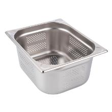 Kantine 1/2 GN 9.5 ltr 32.5x26.5x15 cm Perforeret Rustfrit stål product photo