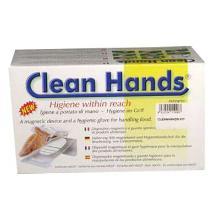 Clean Hands basismodel 1 holder 1 bøjle 1 handske product photo