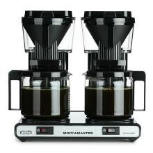 Kaffemaskine dobbelt Moccamaster KGB744 Autosluk Sort product photo