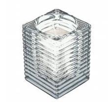 Glasstage Ø7 cm til Refill Lys Firkantet product photo