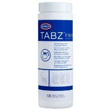Rensetabletter Urnex Tabz 2 cm 4 gr til Filterkaffe product photo