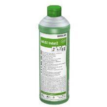 Vaskepleje Maxx Indur2 uden Voks/Sæbe med Polymer/Parfume 1 ltr Grøn product photo