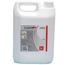Sanitetsrengøring UriClean til daglig rengøring af vandfri urinaler 5 ltr rød product photo